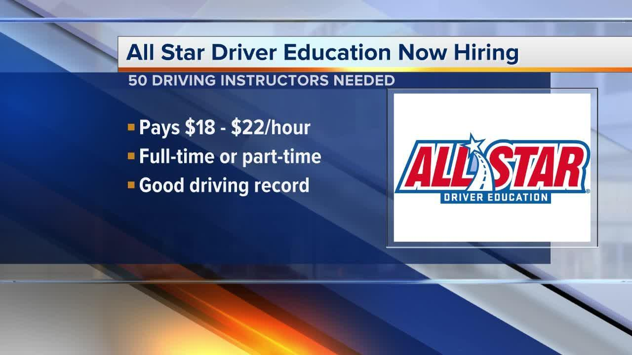 All Star Driver Education >> Workers Wanted All Star Driver Education Now Hiring Video