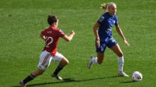 Chelsea held by Manchester United as Pernille Harder makes brief WSL debut