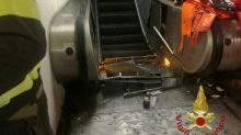 Around 20 injured in Rome escalator incident