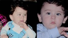 Pics: Taimur's 1st Birthday Pictures Are Simply Awwdorable!