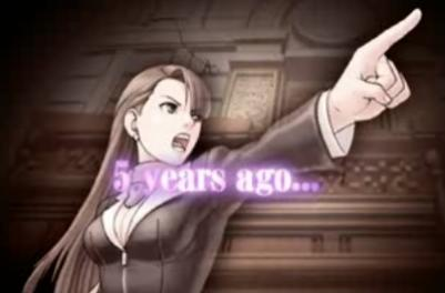 Phoenix Wright Ace Attorney: Trailers and Tribulations