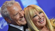 Suzanne Somers, 73, reveals she has sex twice daily with 83-year-old husband