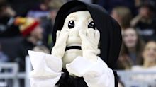 Providence's Friar Dom, the NCAA tournament's creepiest mascot, was born from death
