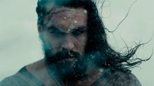 'Justice League': Zack Snyder Reveals Aquaman in Action
