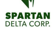 Spartan Delta Corp. Provides First Quarter 2021 Operational Update
