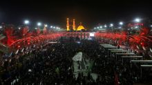 Shi'ite pilgrimage fans fears of spreading COVID-19 in Iraq