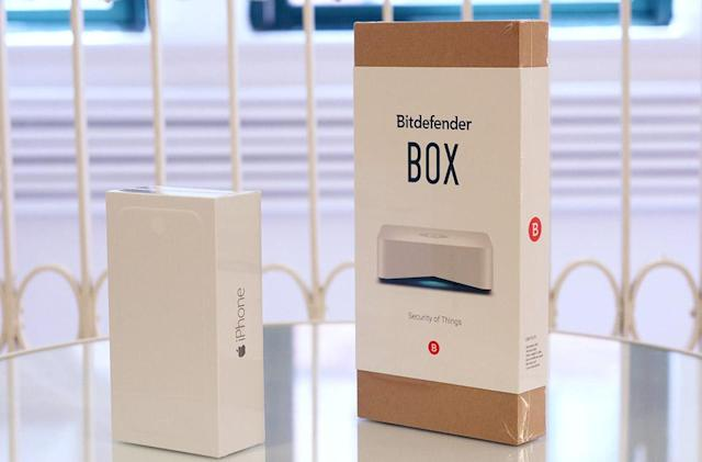 Engadget giveaway: win an iPhone 6 and BOX courtesy of Bitdefender!