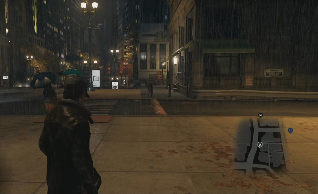 Comparing Watch Dogs' graphics on the PS3, PS4 and Xbox One