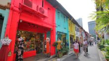 Bugis is one of the coolest neighbourhoods in the world