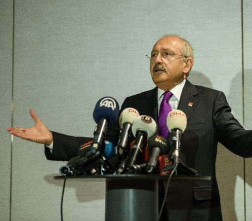 Turkey opposition leader blasts Erdogan's 'counter coup'