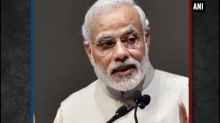 PM Modi thanks farmers for 'record' agricultural produce
