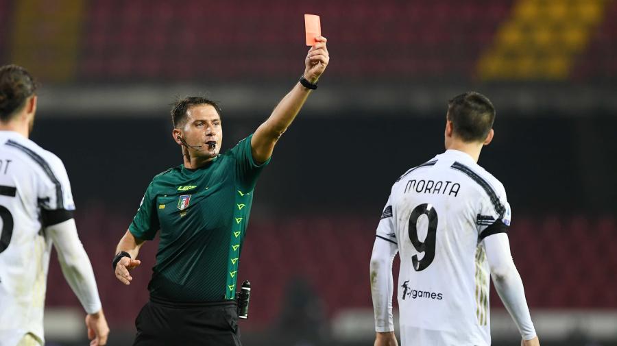 Giudice Sportivo: la decisione su Morata e altri due giocatori