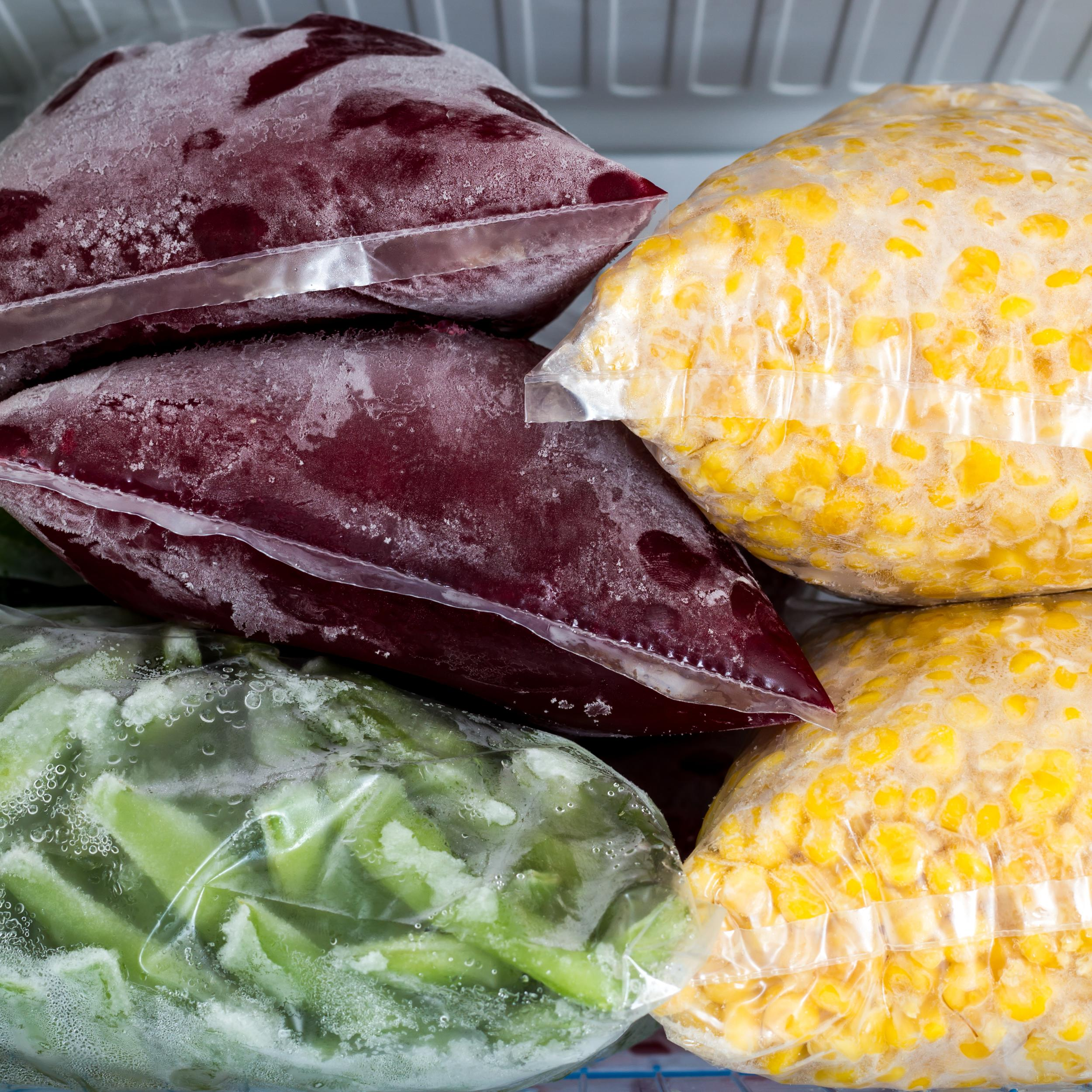 <p>Get to know the rules around freezing 'yellow sticker' items, so you can buy when they are cheapest and use over the following weeks and months.</p>  <p>Don't assume something is perishable without checking. Everything from cheese to beansprouts is fine to freeze as long as you treat them correctly (beansprouts need blanching, chilling in ice water, and freezing immediately).</p>