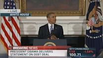President Obama: Default threat over ... for now