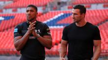 Anthony Joshua vs Wladimir Klitschko and the rich history of boxing megafights at football arenas