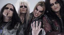 Crashdiët vem ao Brasil em março e toca em ao menos três cidades