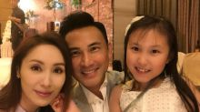 Frankie Lam is not afraid of his wife