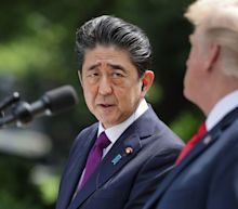 Steak, Sumo and Fighter Jets: Inside Japan's Plan to Keep Trump Busy