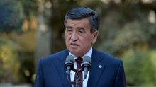 Kyrgyzstan president says ready to resign once new cabinet appointed
