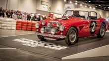 12 amazing motors you can see at the London Classic Car Show
