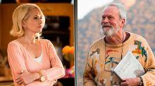 "Ellen Barkin declara la guerra a Terry Gilliam: ""Nunca te quedes a solas con él en un ascensor"""