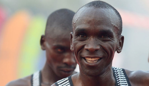 Leichtathletik: Marathon-Star Kipchoge glaubt an Rennen unter zwei Stunden
