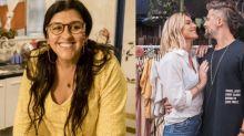 Regina Casé revela reação de Gagliasso ao saber da gravidez de Ewbank