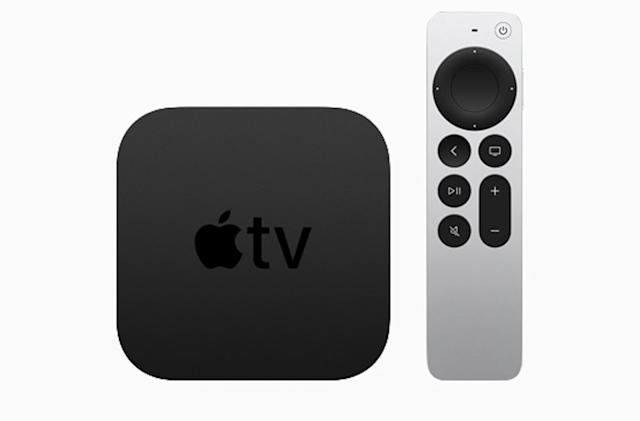 The new Apple TV 4K gets a revamped remote and A12 Bionic chip