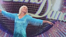 Anneka Rice out of 'Strictly' group dance after being injured by Anton Du Beke