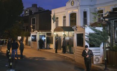官員驚爆:早在使館內遭分屍
