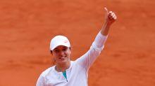 Swiatek vence a argentina Podoroska y se medirá a Kenin en la final de Roland Garros