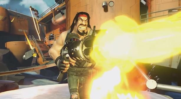 Team up with friends in Loadout to take down the Kroad