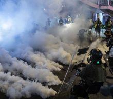 Attacks and Beijing's Warnings Fuel Hong Kong Anxiety