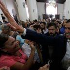 Venezuelan opposition leader Juan Guaidó: President Trump's help has been 'instrumental'