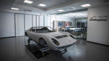 Inside Polo Storico - where classic Lamborghinis are reborn