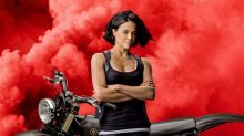 Michelle Rodriguez addresses those 'Fast and Furious 9' space rumours