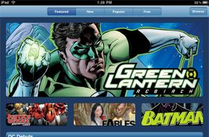 Official DC Comics app is live
