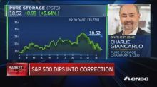 Pure Storage CEO breaks down earnings