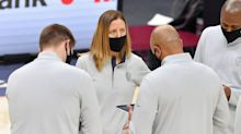 USC women's basketball hires Cavaliers assistant Lindsay Gottlieb