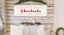 Christmas Brunch Shortcuts They'll Never Suspect