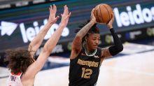 Memphis Grizzlies' Ja Morant, Brandon Clarke named to NBA Rising Stars roster