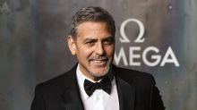 George Clooney y otros famosos que fueron padres por primera vez con más de 50