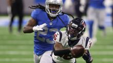 Notes: Desmond Trufant listed as Lions' most likely cap casualty