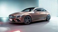 Voici la berline Mercedes Classe A !