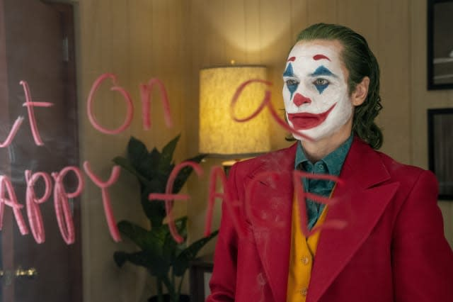 Bafta bosses 'infuriated' by lack of diversity as Joker leads film award nods