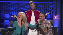 'Boy Band's' All-Star Opening Medley Has the Right Stuff