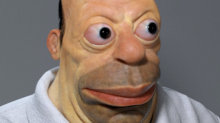 No one asked for this 3D re-imagining of Homer Simpson but here it is