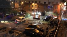 Woman dies in blaze after suspected arson attack in Woolwich, south-east London