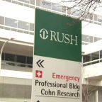 Rush Hospital ICU doctor describes treating COVID-19 patients