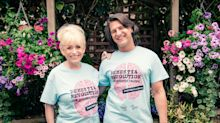 'I am truly overwhelmed': Barbara Windsor thanks donators ahead of marathon team's dementia charity run